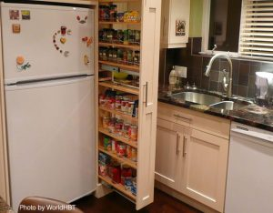 small-kitchens-pullout-pantry